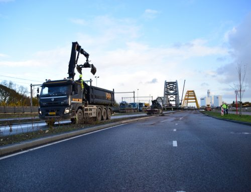 Spoor brug Utrecht – Amsterdam Rijnkanaal