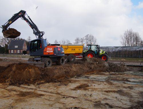 Bouwrijp maken nieuwbouw Reclamestal – Amersfoort